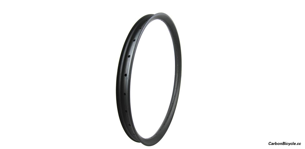 Hookless AM 27.5er(650B) &29er mtb 50mm wide carbon rims tubeless compatible