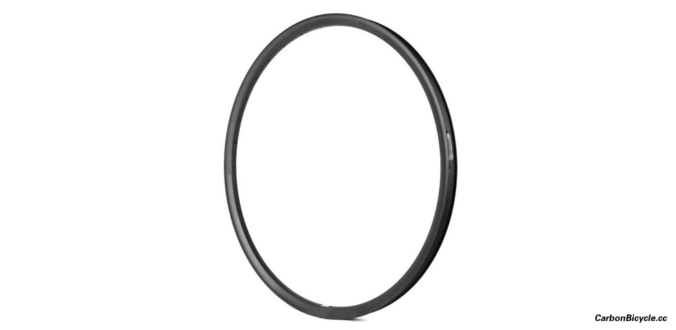 T800 / T700 Hookless XC carbon rim 31mm wide 30mm deep for 29er mountain bike